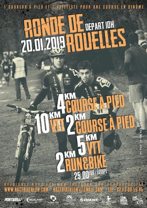 RONDE de ROUELLES 2019