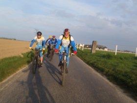 Dimanche 31 mars 19               notre véloland à nous