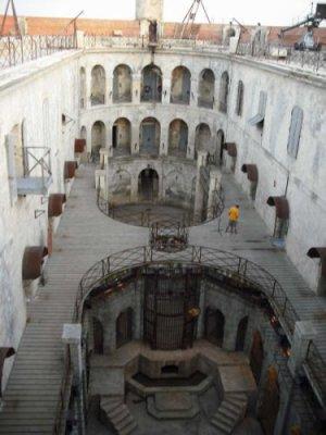 L\'intérieur du Fort Boyard - Blog de angi17370