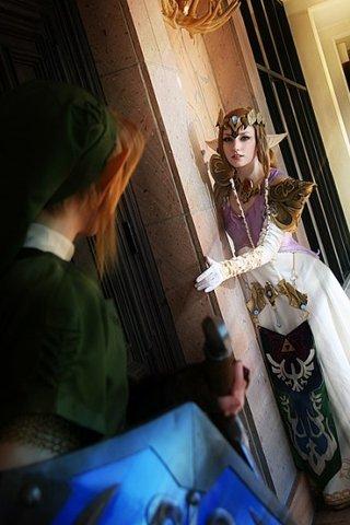 Chapitre 1 : La Rencontre de Zelda et Link