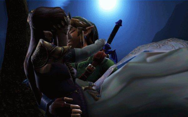 Zelda et Link Love !!