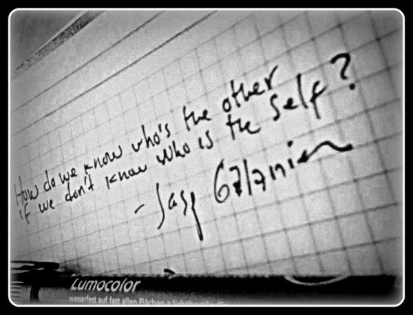Self by Jasp Galanier