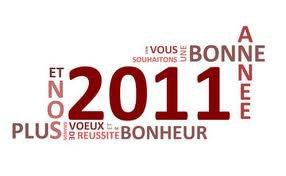 BoNnE AnNéE à ToUt............................2011