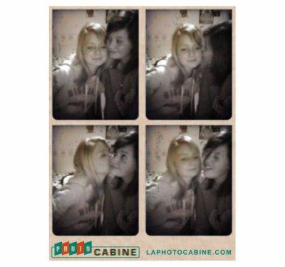 Perrine &  Chloé ... C'est juste F0REVER <3