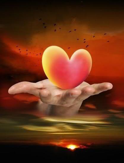 Mon Coeur sur Ta Main