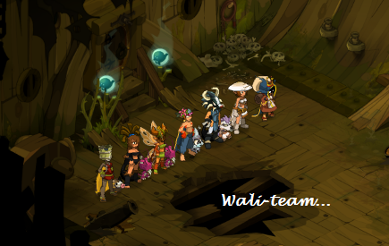 Wali-Team