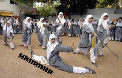 fait gaf des hijabistes