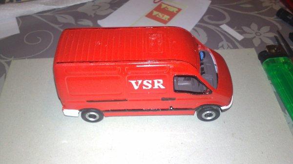 VSR SDIS 72 CIS Bonnétable