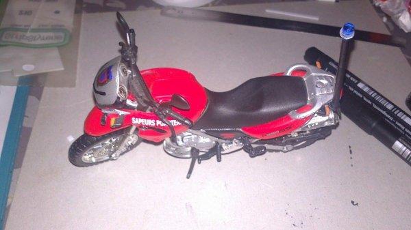Moto SSSM SDIS 72