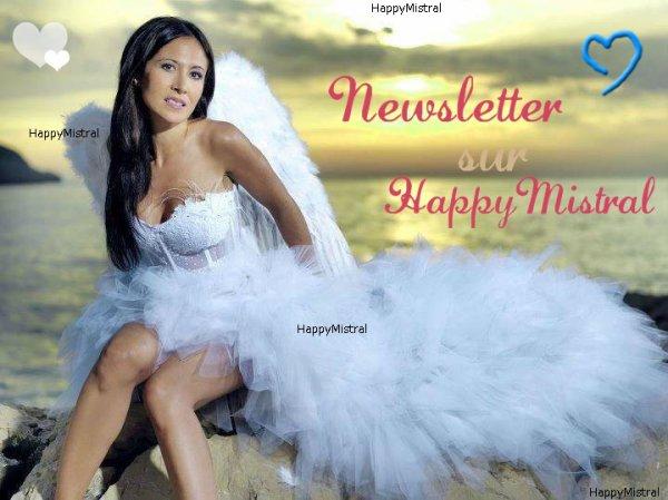 Newsletter sur HappyMistral ! Ta source d'actualité sur la série «plus belle la vie».