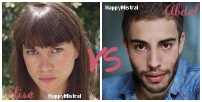 Le Versus sur HappyMistral ! Ta source d'actualité sur la série «plus belle la vie».