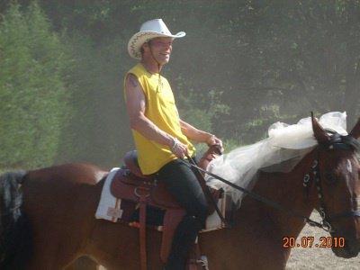 mon cavalier d'amour