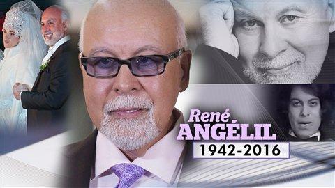 René Angelil est décédé .