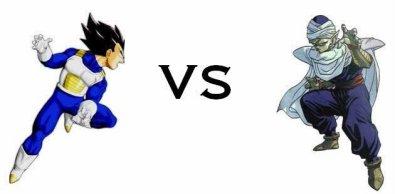 Deuxième Fanfic : Le combat de Piccolo Vs Vegeta ? (Chapitre 1)