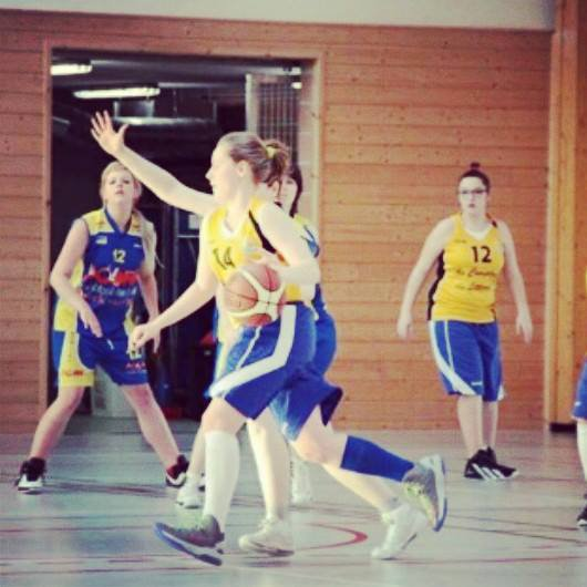 Basket -ball is my life ! ♥♥