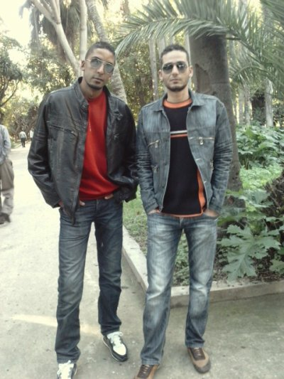 moi et mon amis boubakar