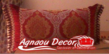 salon marocain cousine patchwork 90 cm