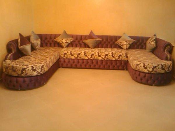 salon marocain Tapissier S2