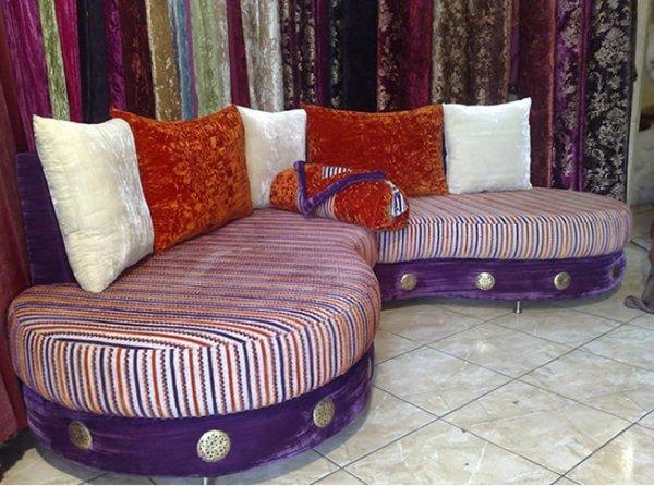 salon marocain Tapissier S47