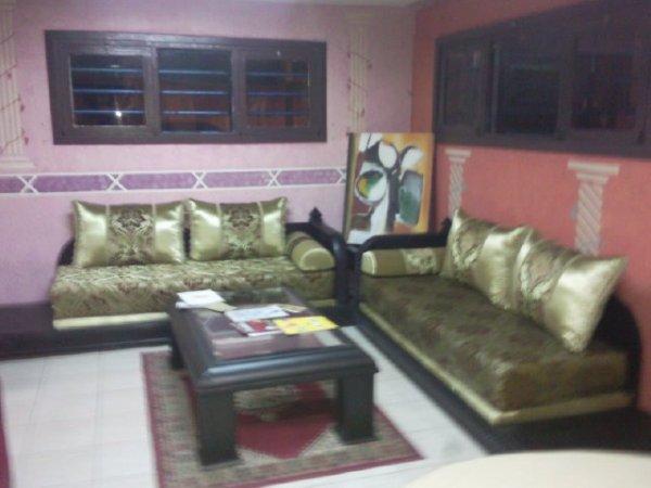 salon moderne C21