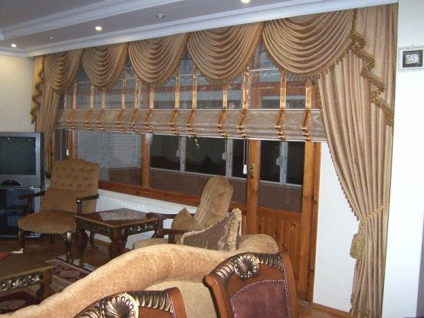 salon marocain rideaux salons marocains 2017 2018 salon marocain. Black Bedroom Furniture Sets. Home Design Ideas