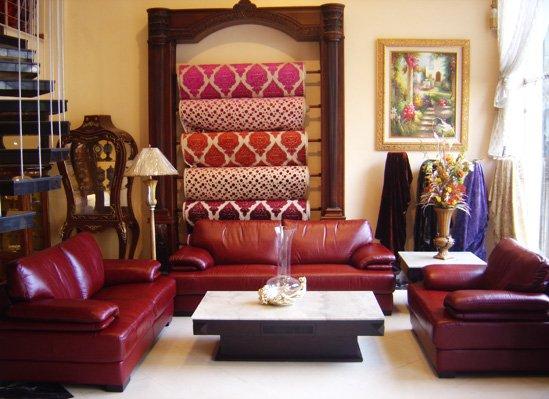 salons marocains 2013  salon marocain moderne tapissier rideaux stors