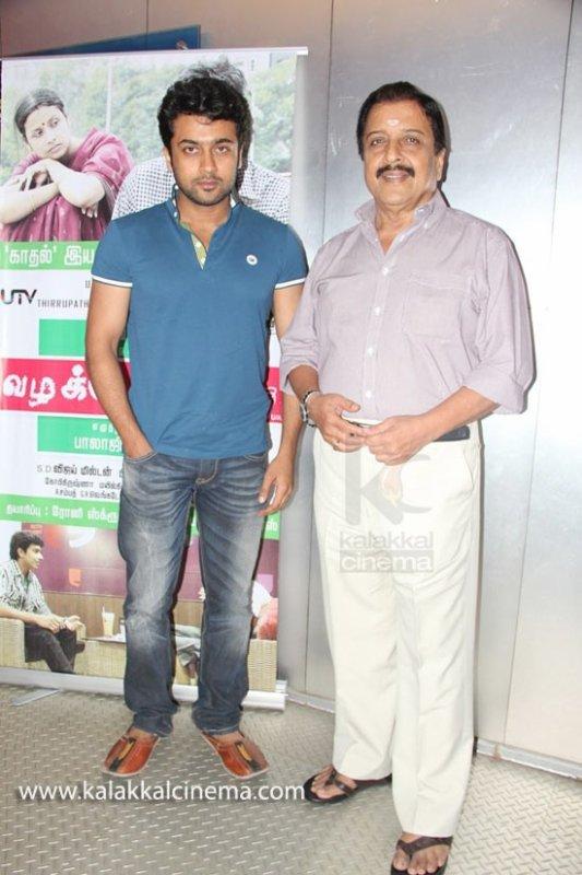 Surya @ Vazhakku Enn 189 Movie Special Show