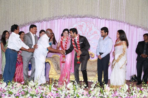 Surya & Jothika @ Prasanna et Sneha Wedding