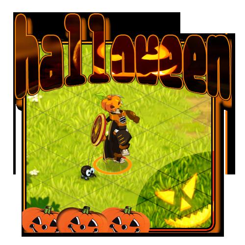 Semaine 8 ! concours halloween ! Ogrine à gagner ! Sortez les déguisement !