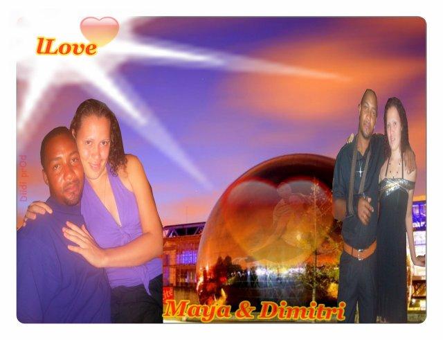ùn amour sàn Fiin :: Maya&Dimitrii ♥