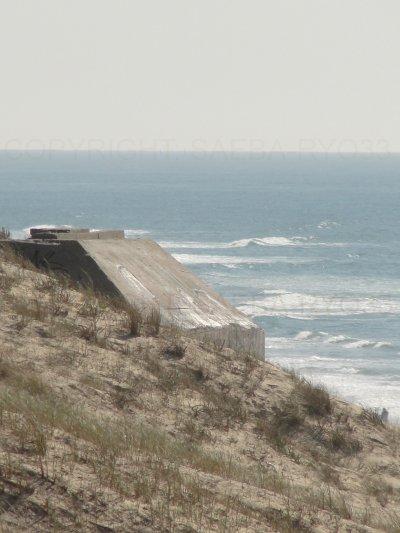 Bunker-archéologie : le Cap Ferret partie 1