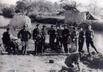 Histoire: les ponts sur la Leyre en 1944 partie 1