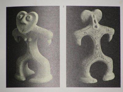 Fabrications en terre cuite 1er partie de la Préhistoire, à l'Histoire.
