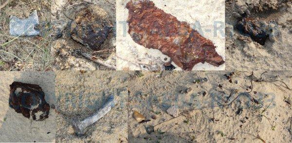 Campagnes de détection au Cap Ferret partie 6