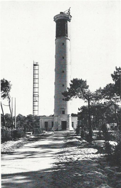 Le Cap Ferret entre 1942 et août 1944