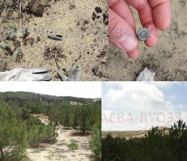 Campagne de détection au Cap Ferret partie 10