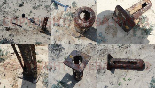 Campagne de détection au Cap Ferret partie 11