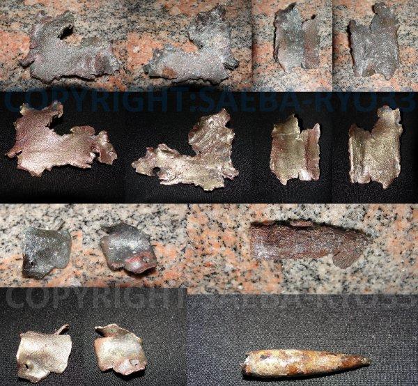 Restaurations de mes objets de fouilles du 16/05