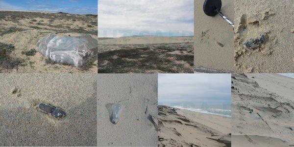 Campagne de détection au Cap Ferret partie 13