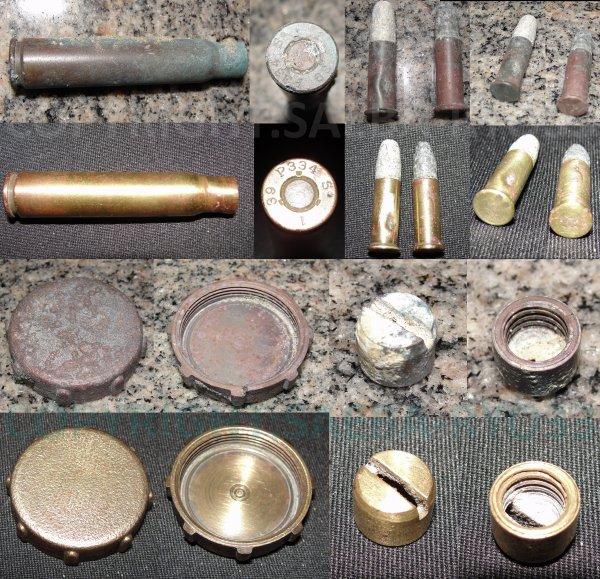 Restaurations de mes objets de fouilles du 26/03