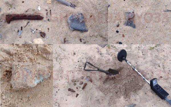 Campagne de détection au Cap Ferret partie 14
