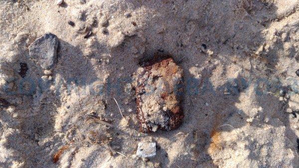 Campagne de détection? ( ou prospection plutôt) au Cap Ferret partie 15