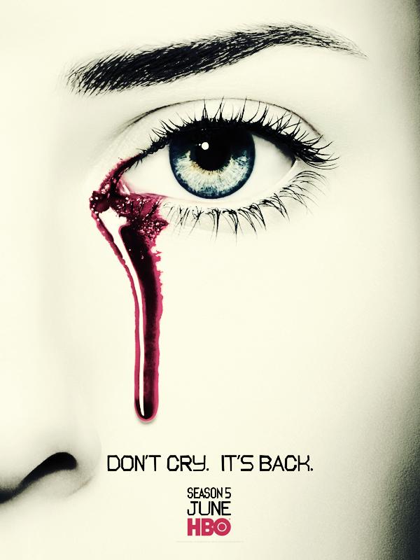 Première affiche pour la saison 5 de True Blood.