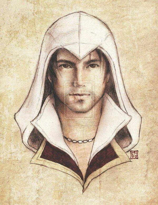 Ezio et ses message caché