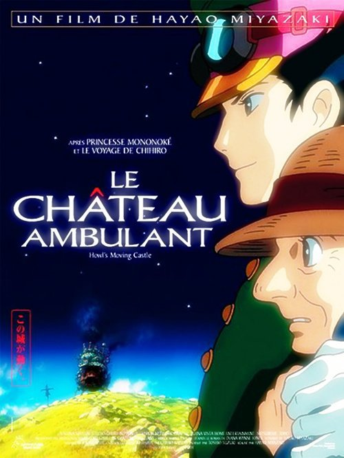 Film 2: Le Château Ambulant
