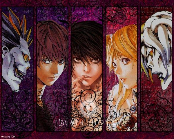 Manga 2 - Death Note