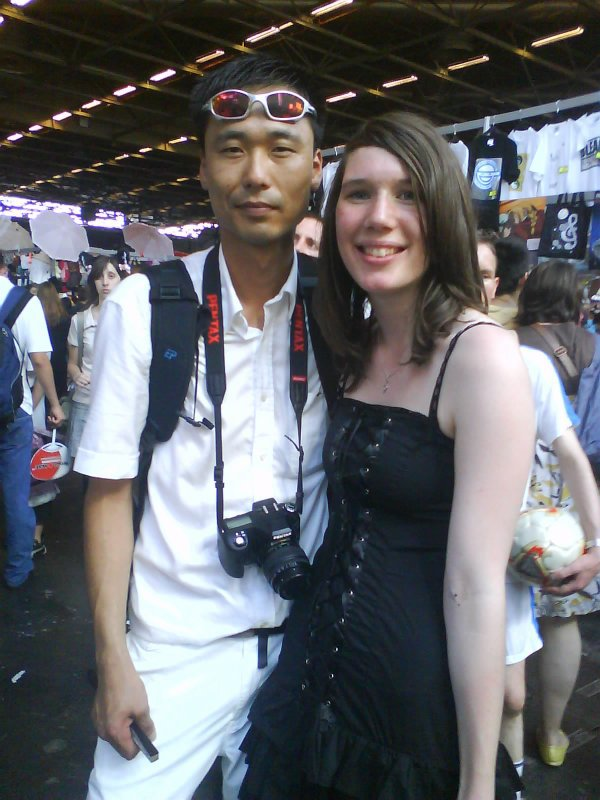 La japan expo (5 juillet 2009)