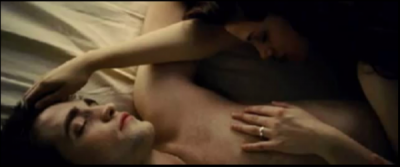 Des image secret de Breaking dawn dévoilé