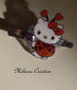Barrette Hello Kitty  coccinelle