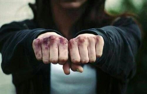 ❥ ℊarde ta fierté, tout ce qui ne te tue pas te rend plus fort.